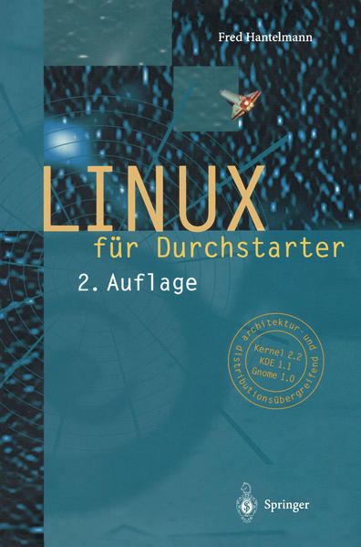 LINUX für Durchstarter - Coverbild