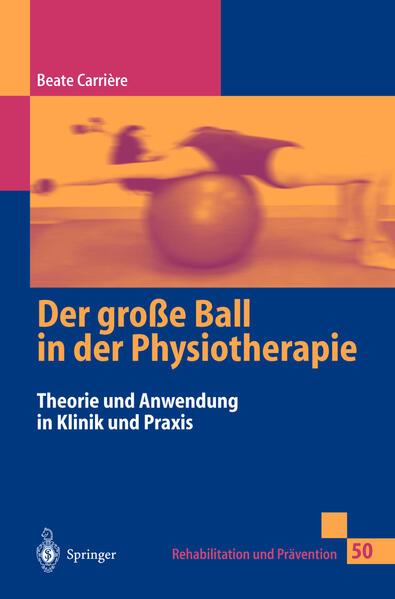 Der große Ball in der Physiotherapie - Coverbild