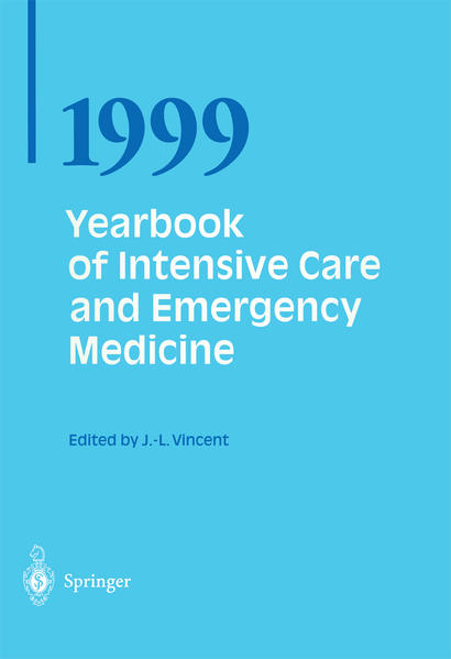 Yearbook of Intensive Care and Emergency Medicine 1999 - Coverbild