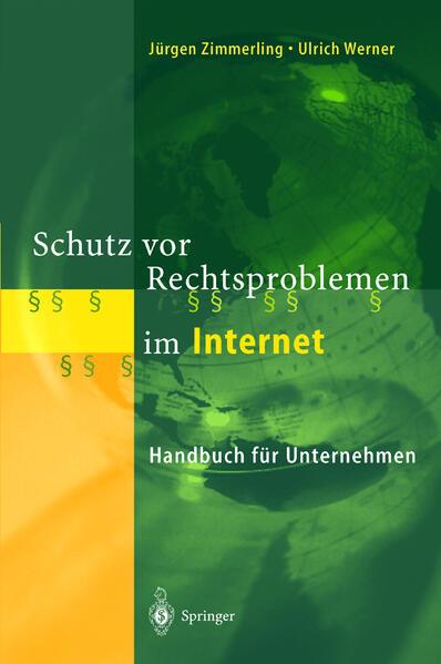 Schutz vor Rechtsproblemen im Internet - Coverbild