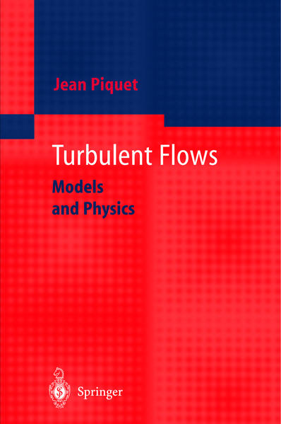 Turbulent Flows - Coverbild
