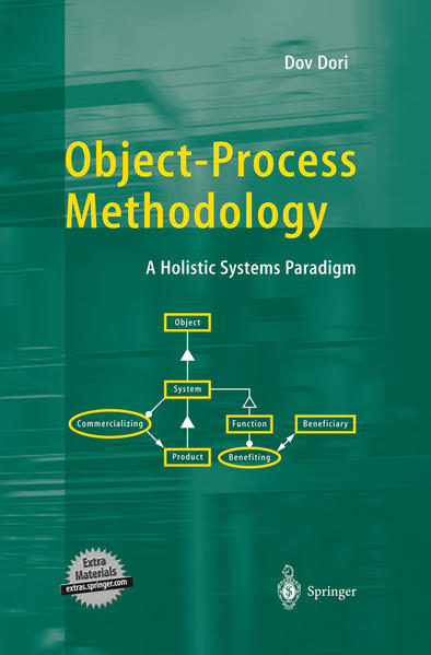 Object-Process Methodology - Coverbild