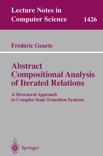 Abstract Compositional Analysis of Iterated Relations - Coverbild
