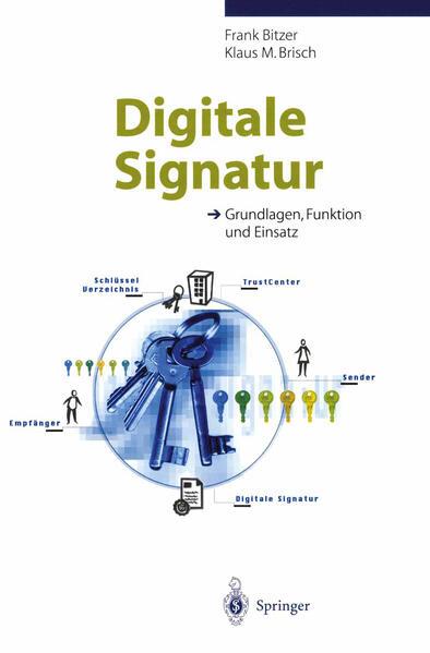 Digitale Signatur - Coverbild