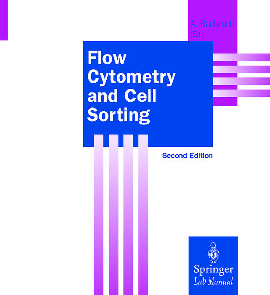 Flow Cytometry and Cell Sorting - Coverbild