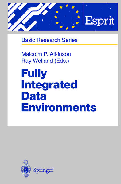 Fully Integrated Data Environments - Coverbild