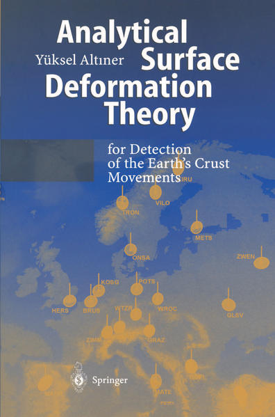 Analytical Surface Deformation Theory - Coverbild