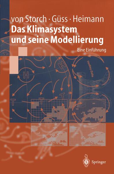 Das Klimasystem und seine Modellierung - Coverbild