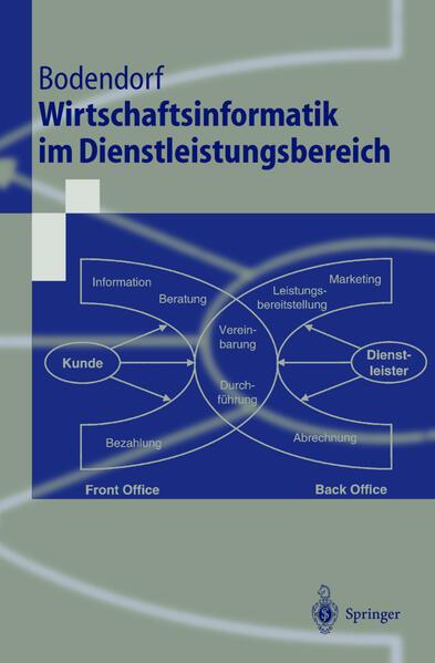 Wirtschaftsinformatik im Dienstleistungsbereich - Coverbild