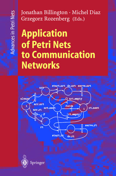 Application of Petri Nets to Communication Networks - Coverbild