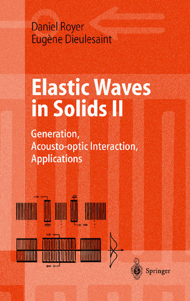 Elastic Waves in Solids II - Coverbild