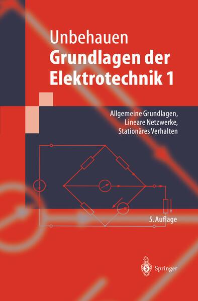 Grundlagen der Elektrotechnik 1 - Coverbild