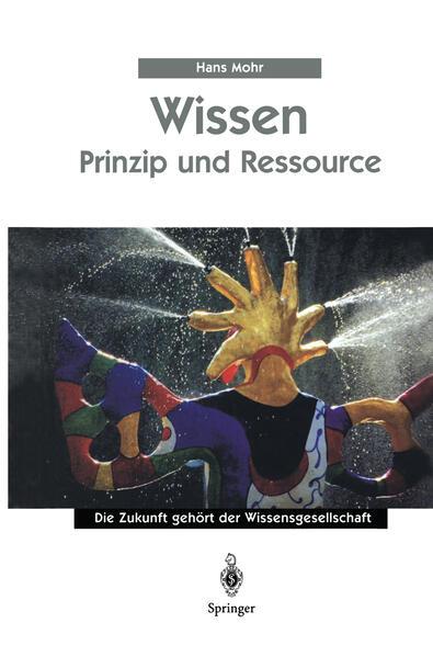 Wissen - Prinzip und Ressource - Coverbild