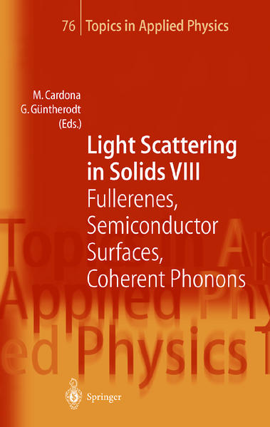 Light Scattering in Solids VIII - Coverbild