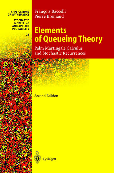 Elements of Queueing Theory - Coverbild