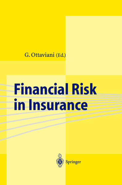 Financial Risk in Insurance - Coverbild