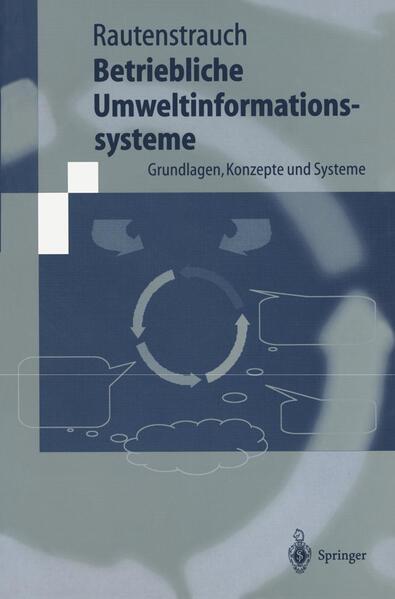 Betriebliche Umweltinformationssysteme - Coverbild