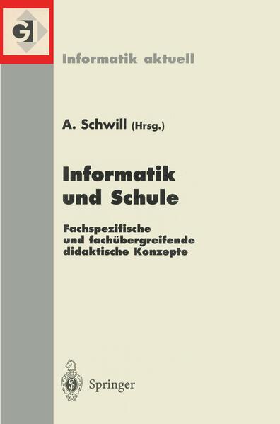 Informatik und Schule - Coverbild
