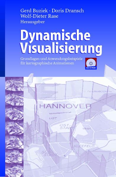 Dynamische Visualisierung - Coverbild
