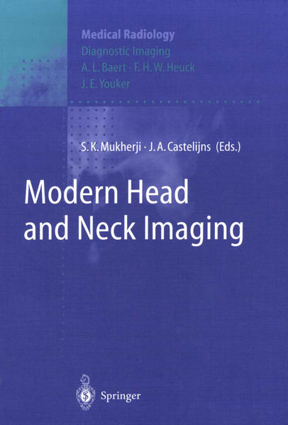 Modern Head and Neck Imaging - Coverbild
