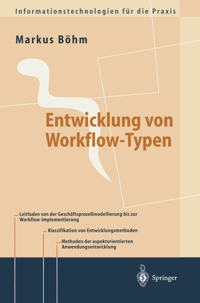 Entwicklung von Workflow-Typen - Coverbild
