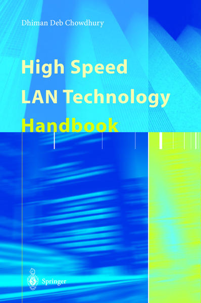 High Speed LAN Technology Handbook - Coverbild