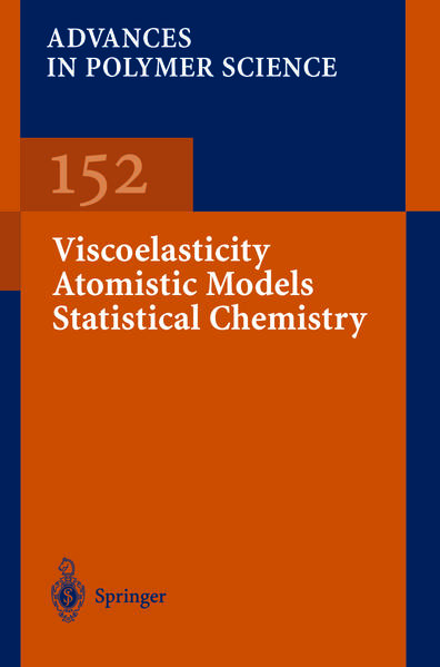 Viscoelasticity Atomistic Models Statistical Chemistry - Coverbild