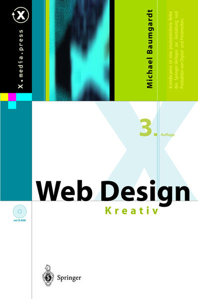 Web Design kreativ! - Coverbild