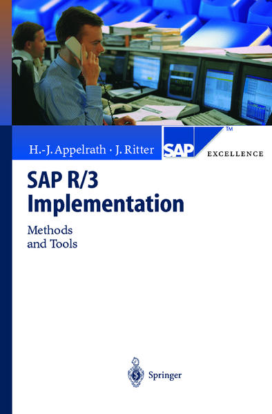 SAP R/3 Implementation - Coverbild