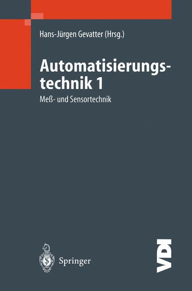 Automatisierungstechnik 1 - Coverbild