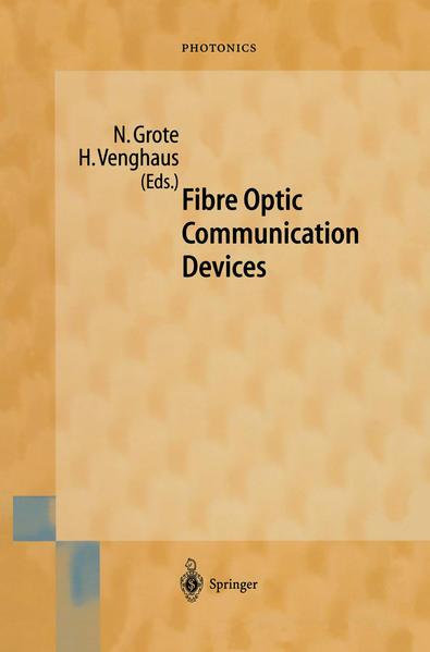 Fibre Optic Communication Devices - Coverbild