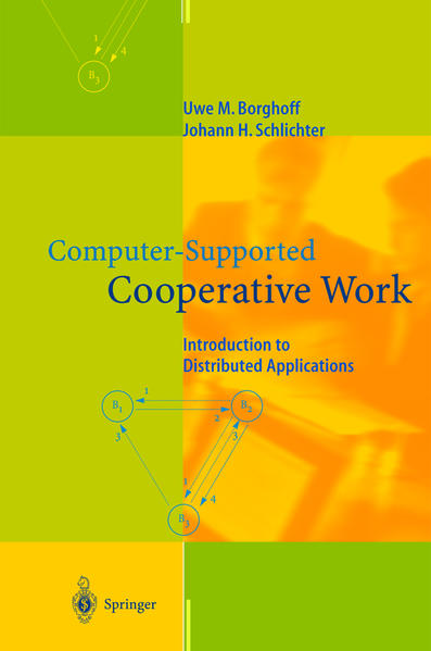 Computer-Supported Cooperative Work - Coverbild