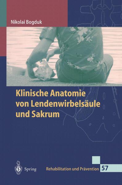 Klinische Anatomie von Lendenwirbelsäule und Sakrum - Coverbild