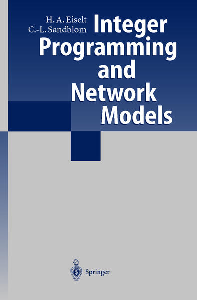Integer Programming and Network Models - Coverbild