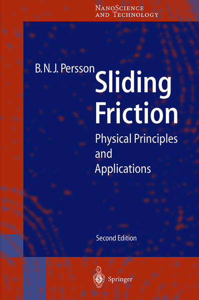 Sliding Friction - Coverbild