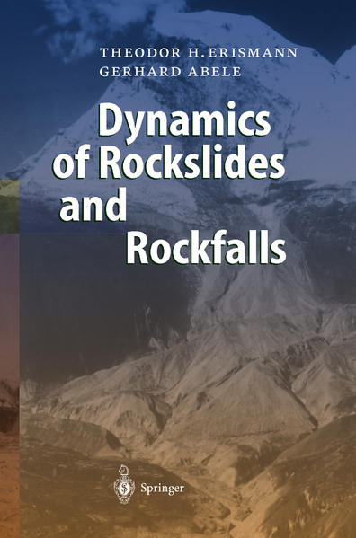 Dynamics of Rockslides and Rockfalls - Coverbild