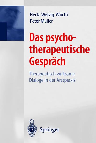 Das psychotherapeutische Gespräch - Coverbild