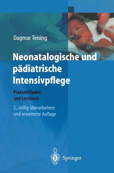 Neonatologische und pädiatrische Intensivpflege - Coverbild