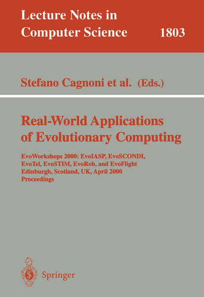 Real-World Applications of Evolutionary Computing - Coverbild