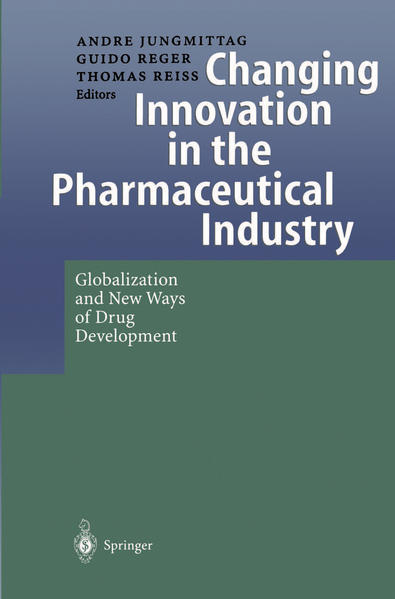 Changing Innovation in the Pharmaceutical Industry - Coverbild