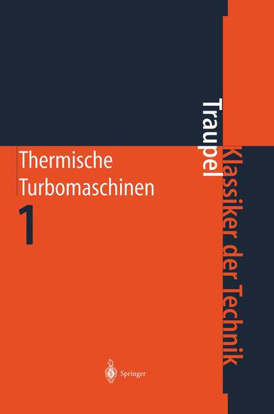 Thermische Turbomaschinen - Coverbild