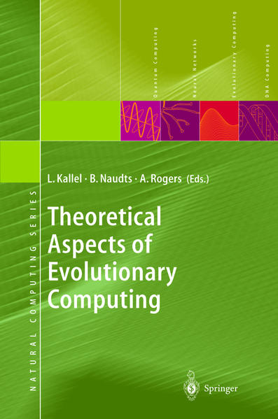 Theoretical Aspects of Evolutionary Computing - Coverbild