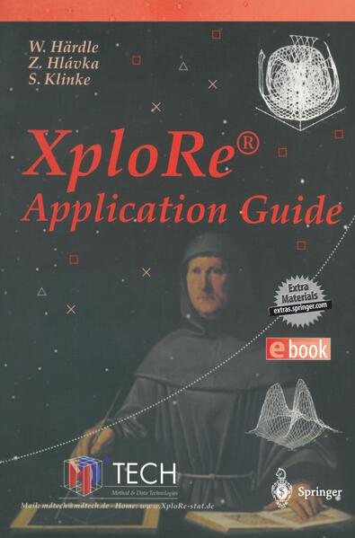XploRe® - Application Guide - Coverbild