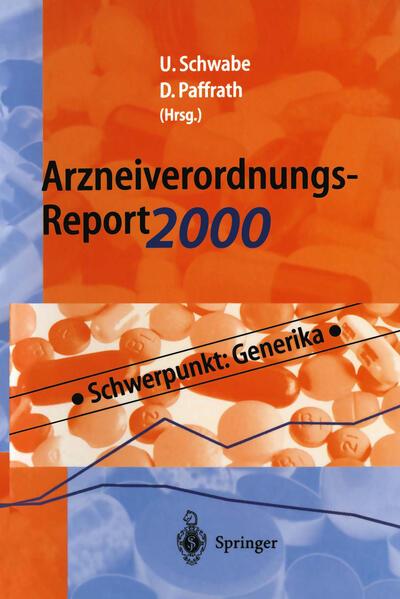 Arzneiverordnungs-Report 2000 - Coverbild