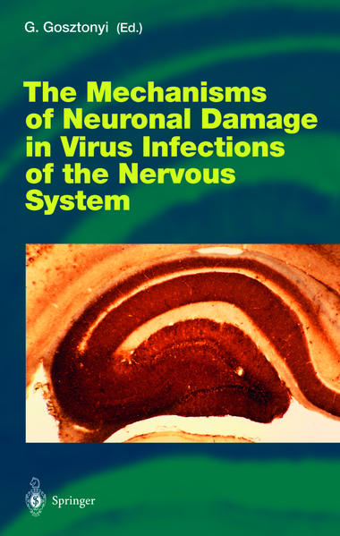 The Mechanisms of Neuronal Damage in Virus Infections of the Nervous System - Coverbild