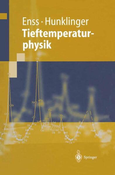 Tieftemperaturphysik - Coverbild
