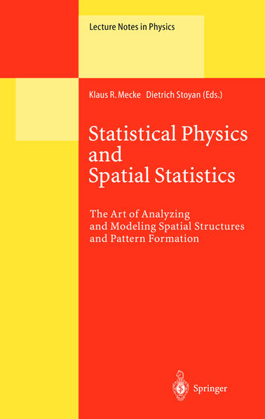 Statistical Physics and Spatial Statistics - Coverbild