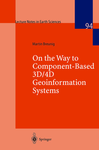 On the Way to Component-Based 3D/4D Geoinformation Systems - Coverbild