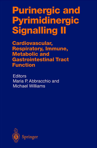 Purinergic and Pyrimidinergic Signalling II - Coverbild