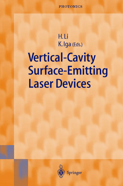 Vertical-Cavity Surface-Emitting Laser Devices - Coverbild